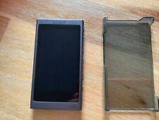 SONY Walkman NW-A35 16GB MP3 Player Black High-Resolution Audio + 128gb micro sd