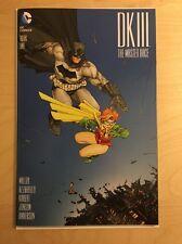 Batman Dark Knight III: The Master Race 1 Rocafort Comic Con Box Variant Color