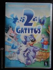 DVD 2 GATITOS (6D)