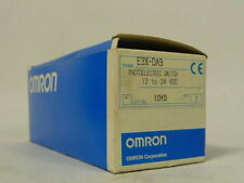 Omron Expandable Photoelectric Switch E3X-DA9 ! NEW !
