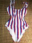 No boundaries M swim bikini swimsuit looks patriotic removable pads very sexy
