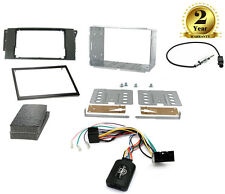 CTKLR03 Complete Double Din Fitting Kit for LanD Rover Freelander 2006-2014