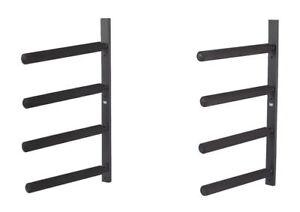 Quad Surfboard Storage Rack (Pair)