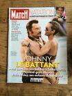 Paris Match du 19 Aout 2010 Johnny HALLIDAY / Thierry HENRY et Tony PARKER