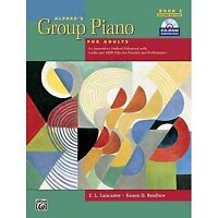 Alfred's Group Piano for Adults : Book 2, Paperback by Lancaster, E. L.; Renf...