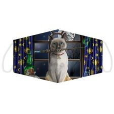 New Lisa Parker- Hocus Pocus Cats -  Face Mask - Face Covering - Halloween Mask