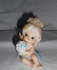 Vintage Lego Birthday Belle Angel for the Month Figurine Japan