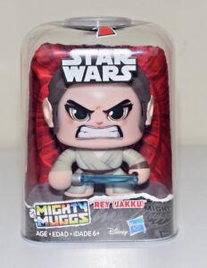 Rey Jakku Mighty Muggs Star Wars The Force Awakens EP7 Hasbro - NEW in Stock