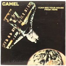 I CAN SEE YOUR HOUSE FROM HERE  CAMEL Vinyl Record