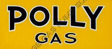 Polly Gas Flat Ad Glass (AG417)