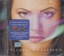 Isabella Castillo Sonar No Cuesta Nada CD  New Sealed