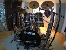 Yamaha Recording Custom Drum Set - WORLD'S MOST RECORDED KIT! 922RF w/ hardware