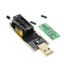 EEPROM SPI FLASH BIOS USBgrammer Writer Burner 24 25 Serie USB to TTL !