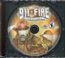 911 Fire Rescue (PC, 2001)