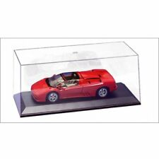 Autoart Display Case 90003 Clear Acrylic Cover & Black Plastic Base 1:18