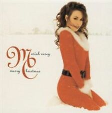 Mariah Carey Merry Christmas 2015 Reissue Limited Red Vinyl LP