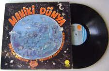 Weltmusik Vinyl-Schallplatten aus der Türkei
