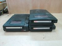 Lot of 3 Iomega Jaz 2GB 1GB SCSI External Drive V2000S & V100S