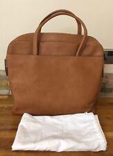 MAISON MARTIN MARGIELA Leather Grab Bag - Tan Brown -  £1390