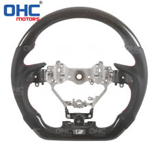 100% Real Carbon Fiber Steering Wheel for Lexus IS ES LX NX RX ES200 ES300 ES350
