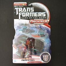 Transformers Dark Of The Moon DOTM Darksteel Deluxe Figure Mechtech by Hasbro