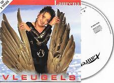 LAURENA - Vleugels CD SINGLE 2TR CARDSLEEVE 1997 Europop BELGIUM