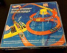 1982#VINTAGE Hot Wheels   SPIRAL SPEEDWAY Super Spirale  Iperbolica MATTEL#NIB