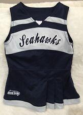NFL Seattle Seahawks Cheer Dress Cheerleader Toddler Girl 2T *