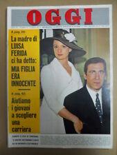 OGGI n°16 1964 Alberto Lupo Lyla Rocco Lorenzo Ferri Jayne Mansfiled  [C55A]