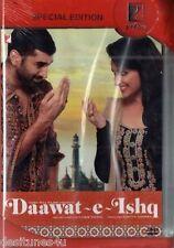 DAAWAT-E-ISHQ - BOLLYWOOD 2 DISC ORIGINAL DVD - FREE POST
