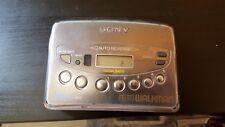 Sony Walkman Wm-Fx453 Fm / Am / Auto Reverse Cassette player