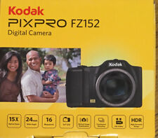 Kodak PIXPRO FZ152 Digital Camera - Black