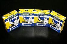 4 x New Boxed Michelin AirStop Road Bike Inner Tube 700c x 18mm-25mm Presta