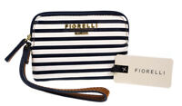 Fiorelli Lexi Blue & White Striped Nautical Small Womens Travel Purse