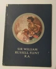 Sir William Russell Flint R.A. Royal Academy Of Arts Diploma Gallery - 1962 Book