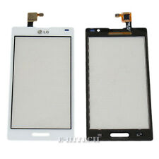 "LG P760 Optimus L9 Bianco Digitizer Touch Screen Lente Bicchiere PAD P765 ""UK"" + strumenti"