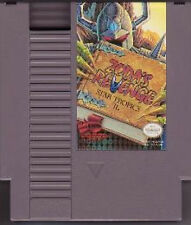 STAR TROPICS II TWO 2 ZODA'S REVENGE ORIGINAL SYSTEM GAME NINTENDO NES HQ