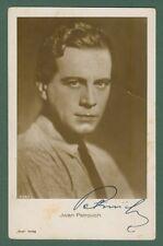 PETROVICH IVAN (Novisad 1896 - Monaco 1962). Attore del cinema muto francese..