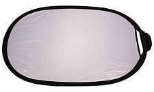 """Kenro Silver White Double Sided Easy Grip Reflector 60cm x 90cm (24"""" x 36"""")"""