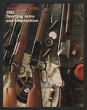 Winchester-Western Sporting Arms and Ammunition Catalog - 1981 - Hole Punch