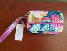 Vera Bradley  RFID All In One Crossbody in Superblooms