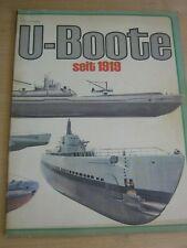 U-Boote seit 1919 , Heyne