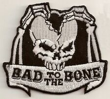 Skull Motorcycle Patches