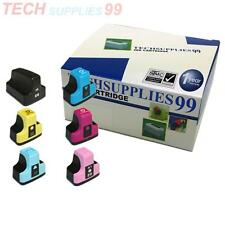 6 Ink Cartridge for HP 02 PhotoSmart 3110 8250 C5183 C6180