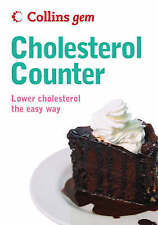 Collins Gem - Cholesterol Counter, Santon, Kate, New Book