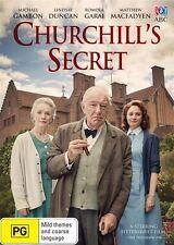 Churchill's Secret (DVD, 2016) NEW