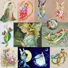 Fairytale & Fantasy Hand Embroidery Kits