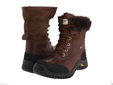UGG Adirondack Boot II 5446 Osbsidian/obs Sz 6 Snow BOOTS Authentic