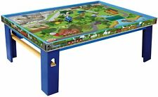 Fisher-Price Thomas the Train Wooden Railway Play Table(Discontinued by manuf...
