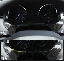 1* Carbon Fiber Style Dashboard Edge Cover Frame for Range Rover Evoque 2012-16